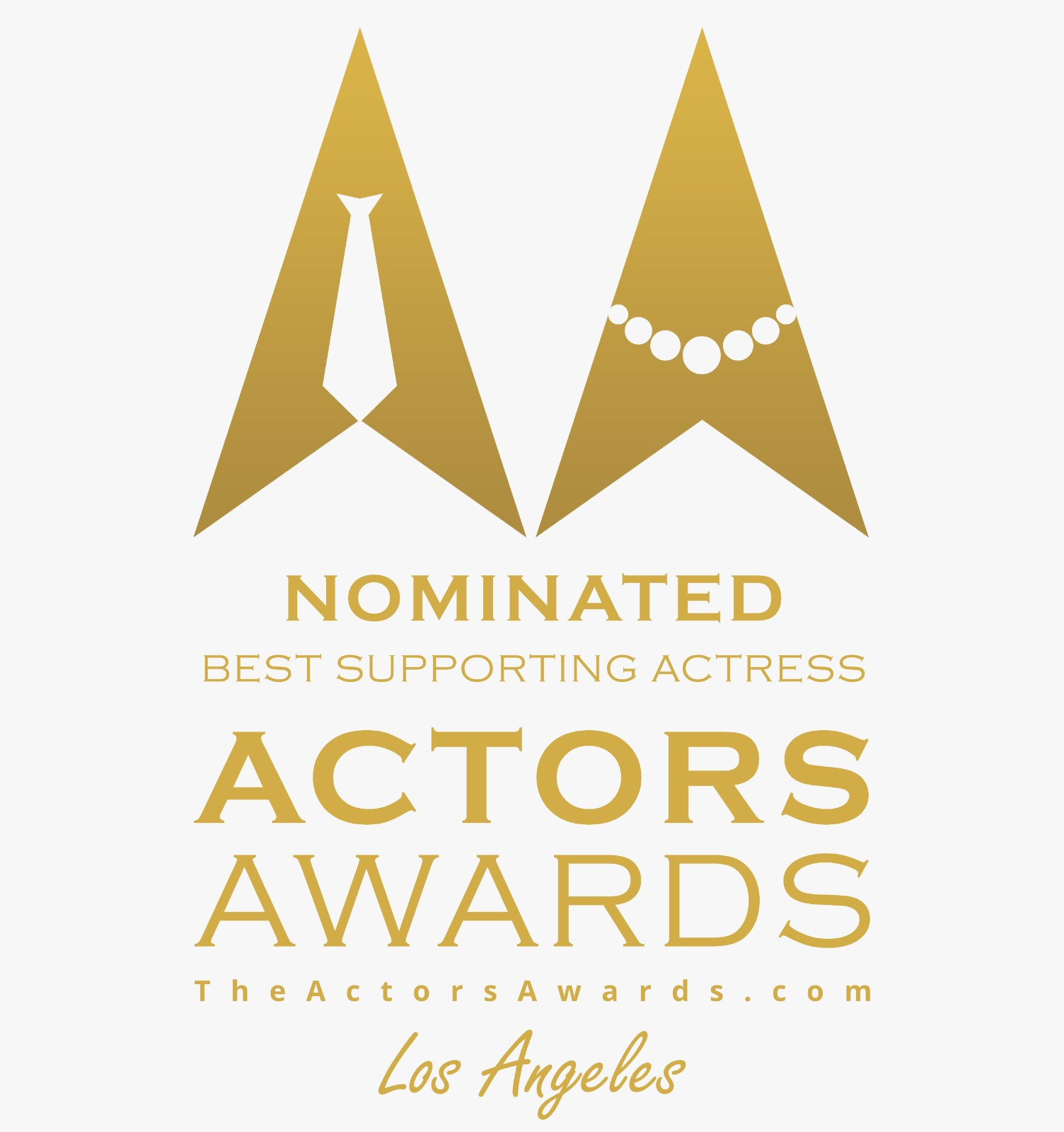Best Supporting Actress Nomination - Actors Awards